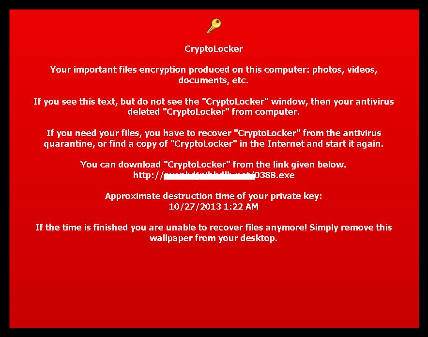 cryptolocker Ransomwares, partie 2 : méthodes d'infection