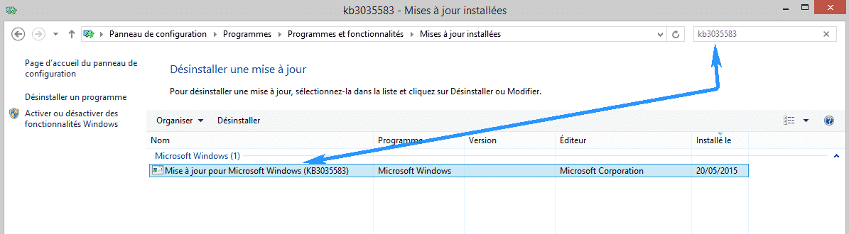 desinstaller-maj-windows-10-2