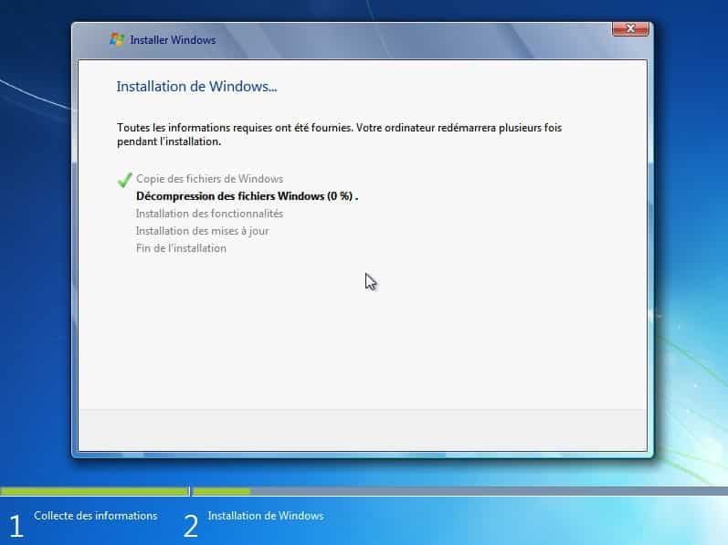 Télécharger et installer Windows 7 - 2017 - 2018