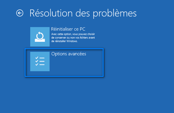 mode sans échec windows 10 5