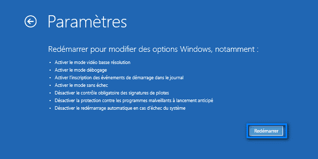 mode sans échec windows 10 7