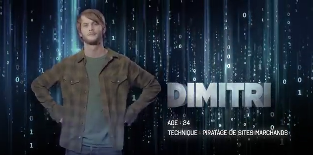 dimitri - Le Phising avec Willy