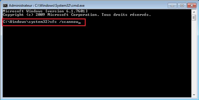 Comment réparer les fichiers système manquants ou endommagés sous Windows Vista ? - 2017 - 2018