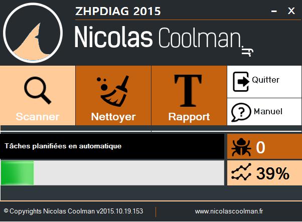 zhp4 - Tutoriel ZHPDiag par Nicolas Coolman