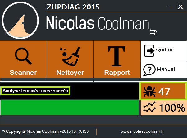 zhp52 - Tutoriel ZHPDiag par Nicolas Coolman