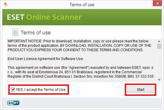 Tutoriel ESET Online Scanner  Tutoriel ESET Online Scanner  Tutoriel ESET Online Scanner  Tutoriel ESET Online Scanner  Tutoriel ESET Online Scanner