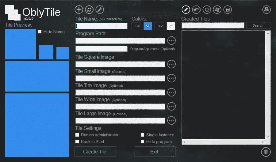 Comment créer une tuile sous Windows 8 & 8.1 ?  Comment créer une tuile sous Windows 8 & 8.1 ?