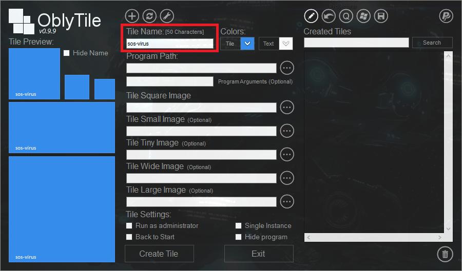 Comment créer une tuile sous Windows 8 & 8.1 ?  Comment créer une tuile sous Windows 8 & 8.1 ?  Comment créer une tuile sous Windows 8 & 8.1 ?
