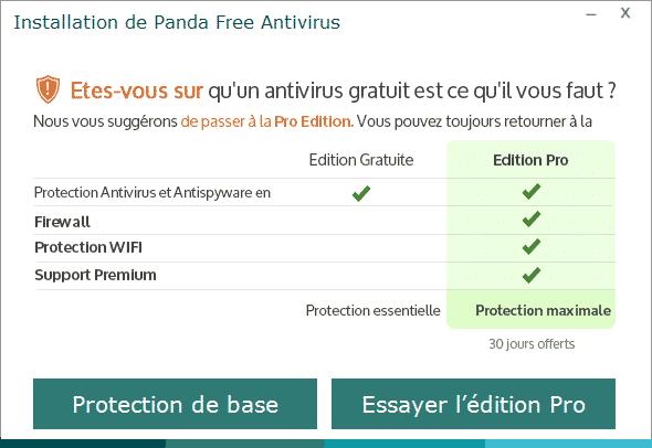 Panda Free Antivirus 2016 - 2017 - 2018