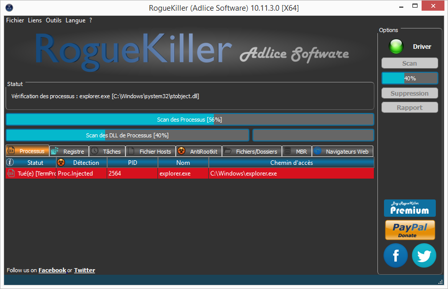 "Tutoriel RogueKiller de Tigzy Option ""Scan""  Tutoriel RogueKiller de Tigzy Option ""Scan""  Tutoriel RogueKiller de Tigzy Option ""Scan""  Tutoriel RogueKiller de Tigzy Option ""Scan""  Tutoriel RogueKiller de Tigzy Option ""Scan"""