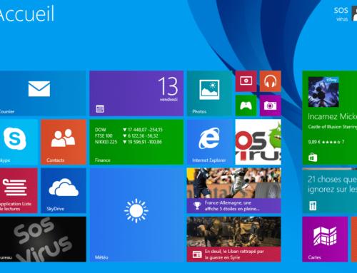 Comment créer une tuile sous Windows 8 & 8.1 ?