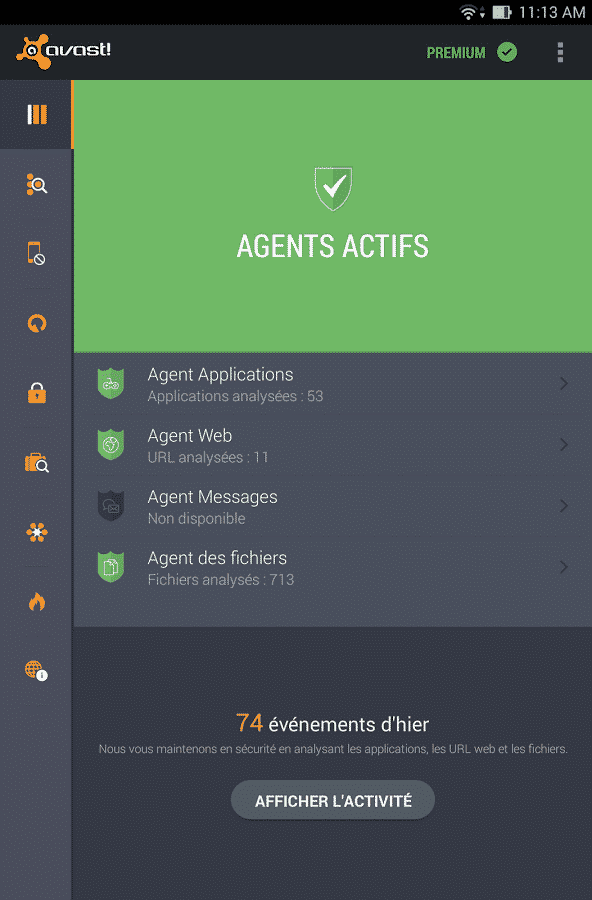 Avast Free Mobile Security - 2017 - 2018