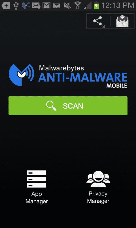 Malwarebytes Anti-Malware Android - 2017 - 2018