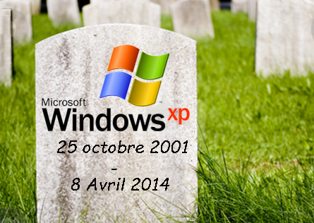 Windows XP quels risques à le conserver ?