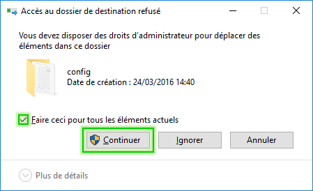 Tutorial ActiVPN conf opnvpn déposer glisser confirmation - Tutoriel ActiVPN - Configuration