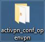 Tutorial_ActiVPN_conf_opnvpn_icone