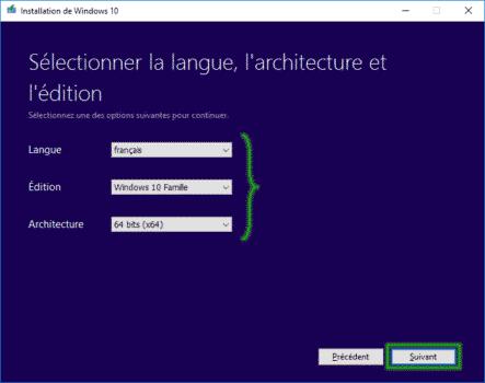 Tutorial_installaltion_windows_10_selection_version_système_exploitation