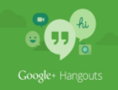Google Hangouts se professionnalise en supprimant les SMS