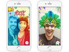 Facebook Messenger Day ressemble comme deux gouttes d'eau à Snapchat Stories