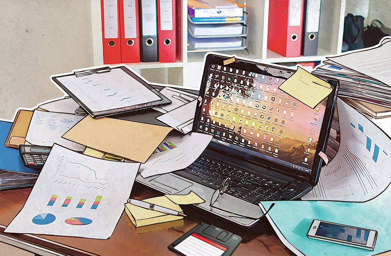Mes précieuses données : le désordre numérique et ses dangers