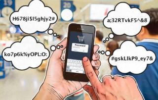 Trop de mots de passe ? Essayez notre Password Manager sur iOS !