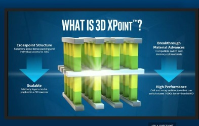 Stockage : Intel lance Optane, son SSD 3D XPoint hyper véloce mais encore cher Stockage, Intel