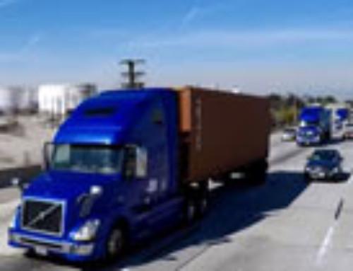Camions autonomes et optimisation de la livraison : l'avenir du fret tape à la porte