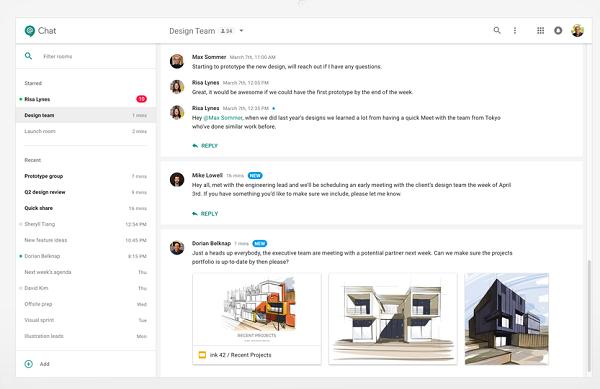 google scinde hangouts en deux services - Google scinde Hangouts en deux services