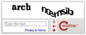 google veut faire disparaitre ses captchas - Google veut faire disparaître ses captchas