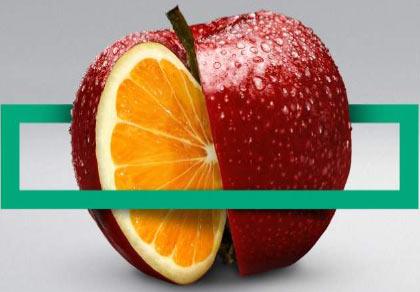 HPE et la stratégie hybride : la tentation de la pomme au goût d'orange HPE
