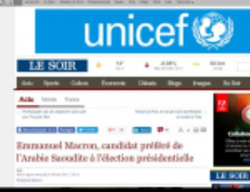 Présidentielle : Un faux site d'information tente de piéger le web