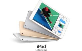 L'iPad sort enfin du fossé. Pas d'emballement !