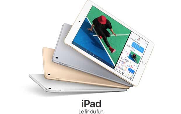 Révolution ou désespoir : Apple met en avant le petit prix de son nouvel iPad Tablette tactile, iPad Pro, iPad Air, iPad, Chiffres, Apple