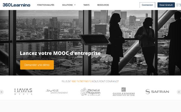 5 MOOC pour les professionnels - 2017 - 2018