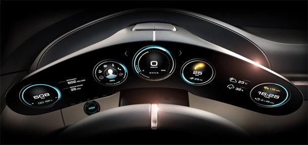 Porsche et Audi travaillent de concert sur le véhicule électrique et connecté du futur Voiture électrique, Voiture connectée, Voiture autonome