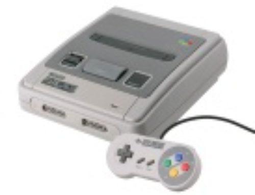 Nintendo va insister sur la nostalgie avec une Super NES Mini cette année