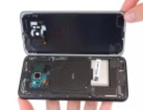 Galaxy S8 et S8+ : bien peu réparables et une batterie qui interroge [MAJ]