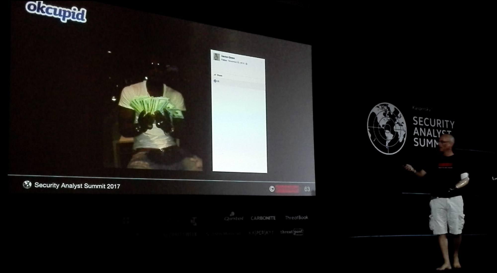 Kaspersky: Application de rencontre piégée : le monde merveilleux des bots sur Tinder - 2017 - 2018