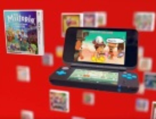 Nintendo : une console portable New 2DS XL surprise [MAJ]