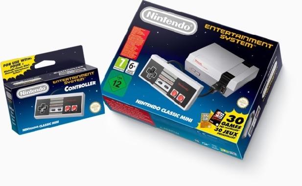 Adieu petite NES Classic Mini, c'est dur de mourir au printemps, tu sais Nintendo, Jeu, Console de jeu