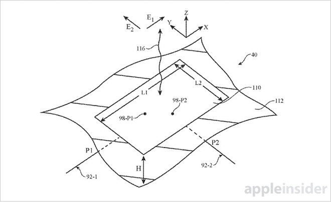 Apple : un brevet permettant le chargement de l'iPhone en Wi-Fi Wi-Fi, Smartphone, Batterie, Apple, 4G Monitor