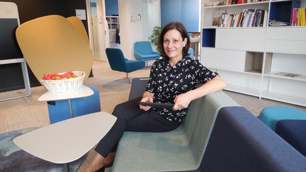 Françoise Mercadal-Delasalles (DSI) : Comment la Société Générale gère sa mutation digitale Protection des données, Gestion de données, Données privées, Big data