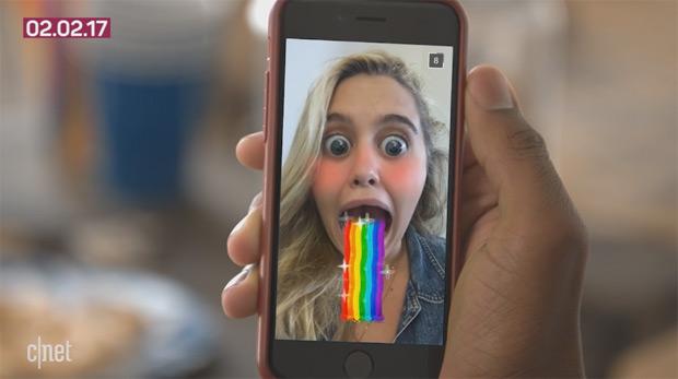 Instagram Stories : pourquoi inventer quand on peut imiter Réseau social, Facebook