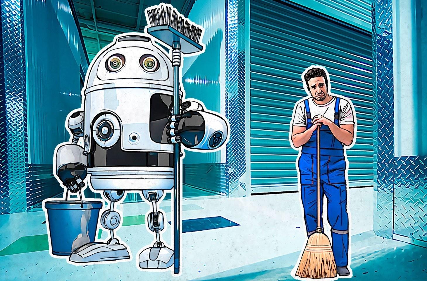 kaspersky quels boulots les robots pourront faire a notre place - Kaspersky: Quels boulots les robots pourront faire à notre place ?
