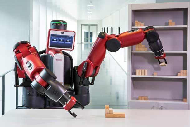 les technologies de lindustrie 4 0 debarquent deja - Les humains préfèrent les robots faillibles à la perfection
