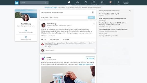 linkedin passe la barre des 500 millions de membres - LinkedIn passe la barre des 500 millions de membres