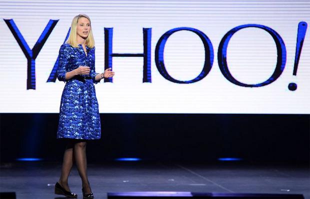 Marissa Mayer (Yahoo) : une prime d'échec de 210 millions de dollars Yahoo