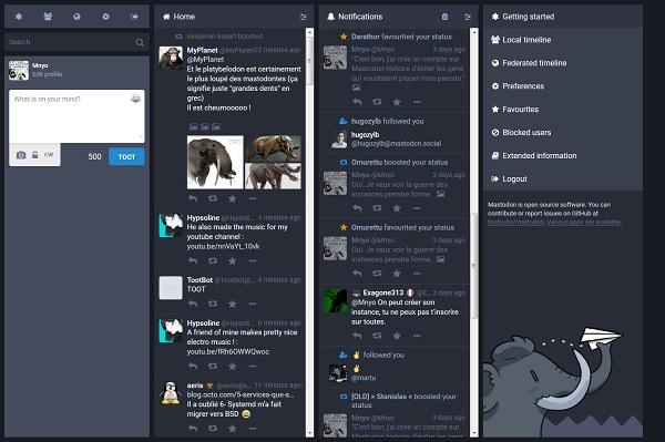 mastodon tabula rasa sur le microblogging - Mastodon : tabula rasa sur le microblogging