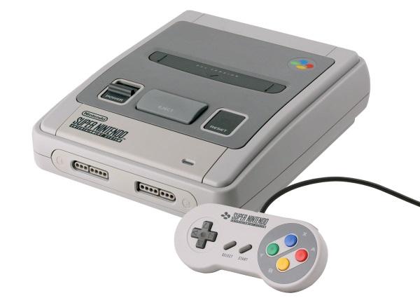 Nintendo va insister sur la nostalgie avec une Super NES Mini cette année Nintendo