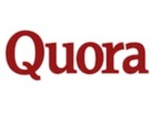 Nouvelle levée de fonds de 85 millions de dollars pour Quora